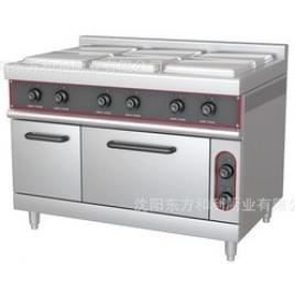 六头电煮食炉连焗炉